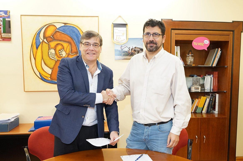 CARLOS SAINER Y ALBERTO BUSTOS.