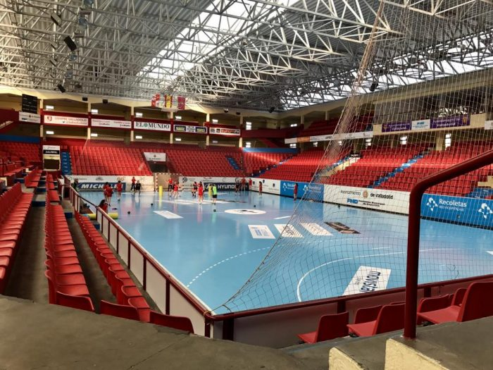 Polideportivo Huerta del Rey.