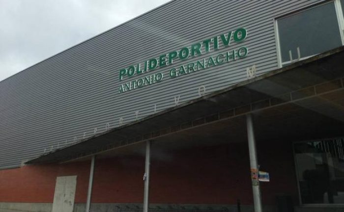 Pabellón Polideportivo Antonio Garnacho.
