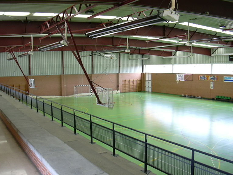Complejo Polideportivo San Isidro.