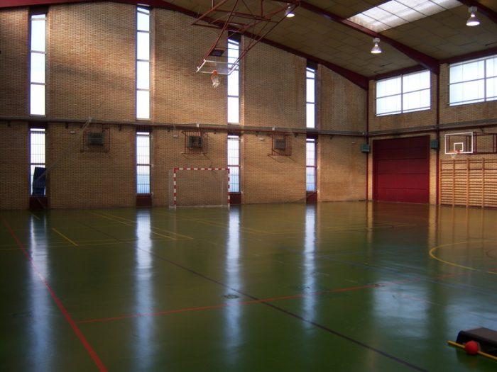 Pabellón Polideportivo Rondilla.
