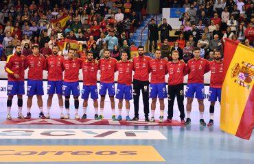 Los Hispanos durante su último partido en Valladolid.
