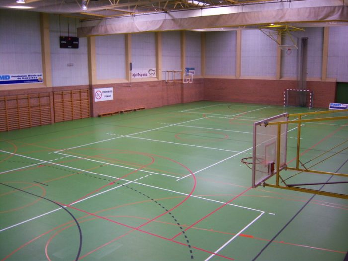 Complejo Polideportivo Canterac