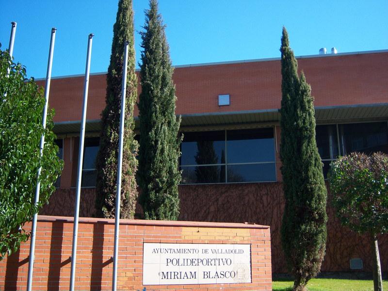 Pabellón Polideportivo Miriam Blasco.
