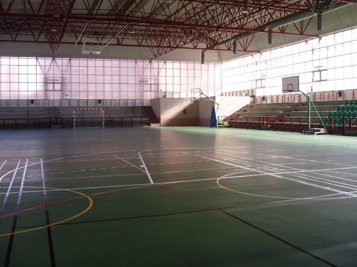 Pabellón Polideportivo Laguna de Duero.