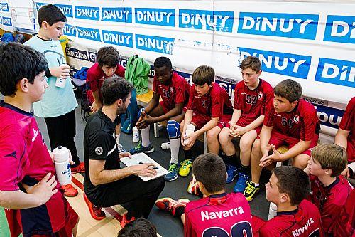 Selección Navarra.