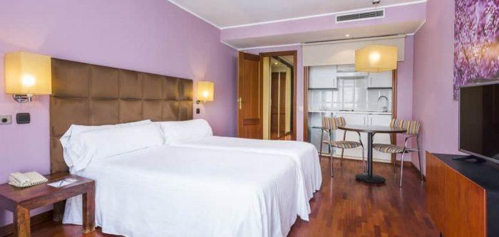 Hotel Tryp Sofia.