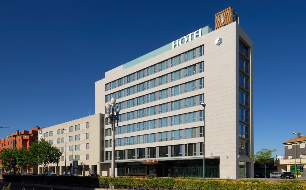 Hotel Vincci Fontaura.