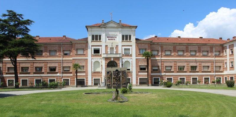 Residencia Maristas.