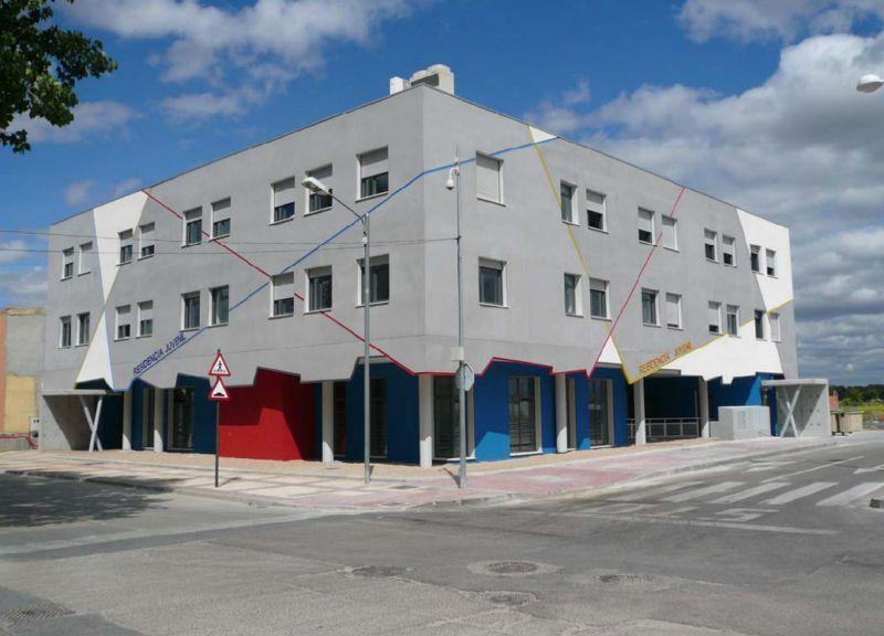Residencia Deportiva Íscar