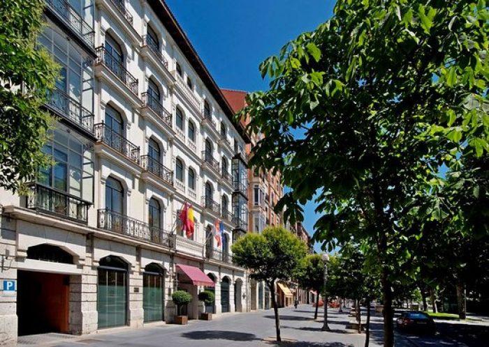 Hotel Meliá Recoletos.