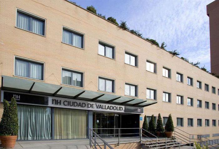 Hotel NH Ciudad de Valladolid.