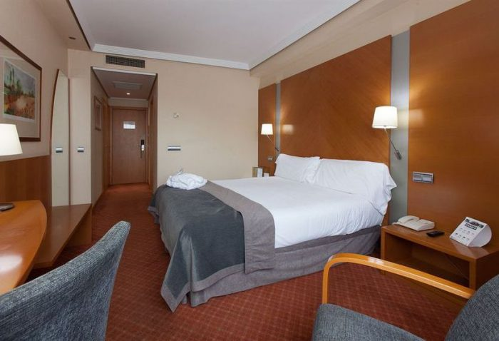 Hotel Silken Juan de Austria.