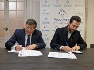 Carlos Sainer y Roldán Rodríguez.